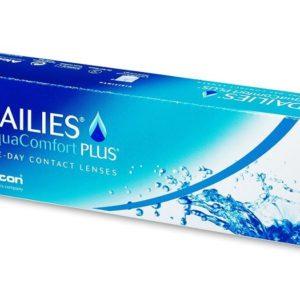 Alcon DAILIES AquaComfort Plus (Boite de 30 lentilles)