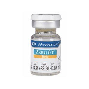 Zero 6 Toric (1 Lentille)